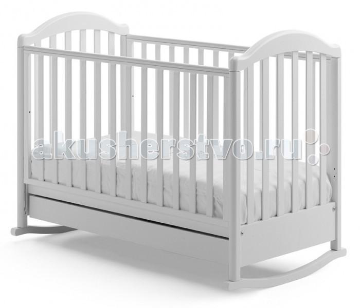 Детская кроватка Baby Italia Euro (качалка)