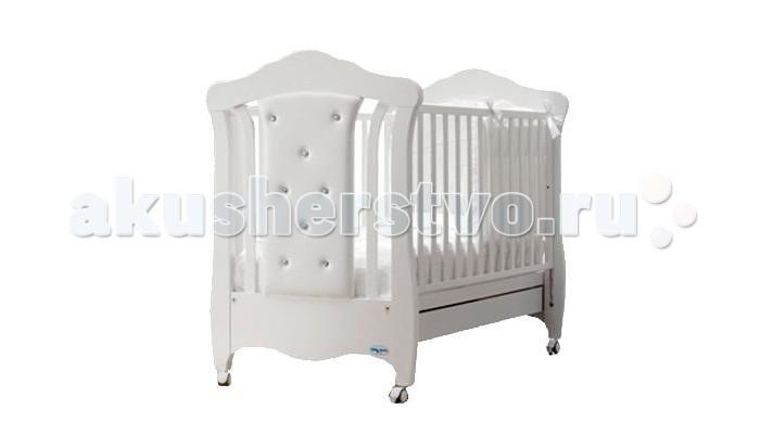 Детская кроватка Baby Italia Mimi Pelle (качалка)