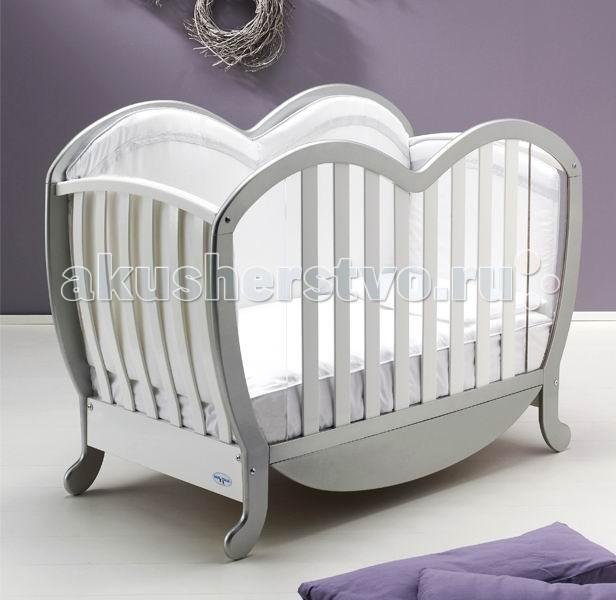 Детская кроватка Baby Italia VictorVictorДетская кроватка Baby Italia Victor   Необычайно яркое и комфортное изделие, напоминающее собой карету для маленького принца или принцессы, которое обеспечит уют Вашему малышу и подарит ему спокойные, сладкие сны, а Вам время для отдыха от забот за ним. Кроватка изготовлена из натурального массива бука и покрыта нетоксичными лаками и красками на водной основе, что гарантирует 100% безопасность Вашего ребенка.  Характеристики: экологически чистая древесина бука покрыта натуральными и нетоксичными лаками предназначена для детей до 3-4-х лет красивые изогнутые формы жесткое, нерегулируемое дно высокие бортики обеспечивают дополнительную безопасность надежные и устойчивые ножки<br>