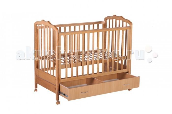 Детская кроватка Baby Luce Капитан 1.3