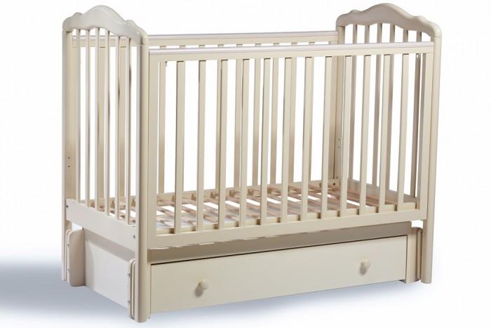 Детская кроватка Baby Luce Слава 2 (универсальный маятник)