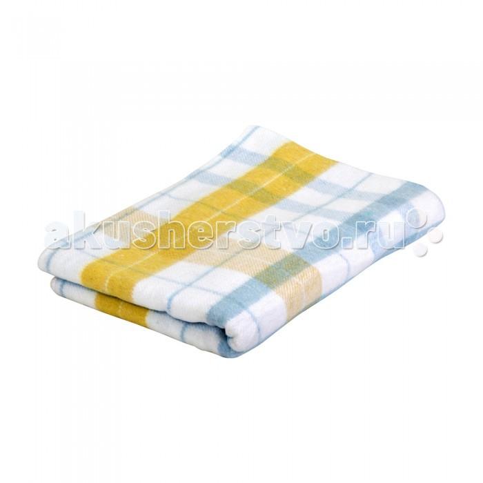 Одеяло Baby Nice (ОТК) Клетка 100х140