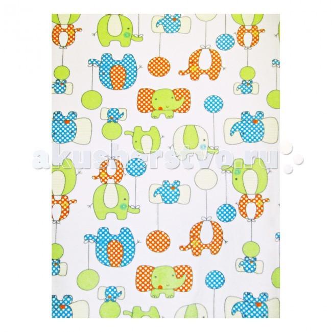 Плед Baby Nice (ОТК) из флиса 100х140из флиса 100х140Мягкий плед для малышей из теплого флиса.  Очень приятный на ощупь.   Отлично сберегает тепло.   Подходит для прохладной погоды.  Материал: 100% полиэстер (флис), плотность 200  Размер: 100х140 см Упаковка: скрутка<br>