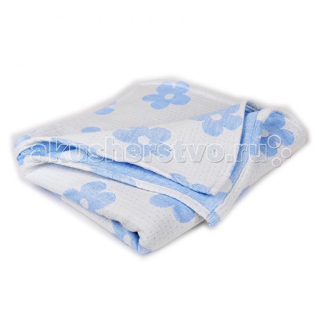 Baby Nice (ОТК) одеяло из муслина 100х118 см