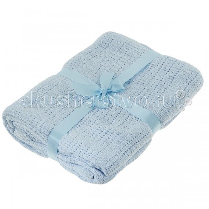 Одеяло Baby Nice (ОТК) вязанное 100х140вязанное 100х140Детские одеяла вязаные изготавливаются из 100% хлопка, и являются экологичными, так же они абсолютно не вызывают аллергии.   Эти одеяла дышат, благодаря своему натуральному составу и неплотной структуре вязки.   Одеяла особенно подходят для летнего периода и для теплого климата, т. к. они легкие, и воздухопроницаемые: вашему ребенку под таким одеялом не будет жарко.   Вязаные одеяла хороши как для дома — в кроватку, так и для прогулки в коляске.  Материал: 100% хлопок Размер: 100х140 см Упаковка: полиэтиленовый пакет с ручкой<br>