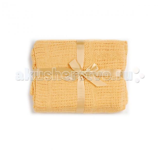 Одеяло Baby Nice (ОТК) вязанное 90х120