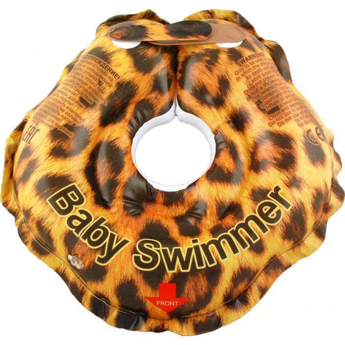 Круг для купания Baby Swimmer Гламур 0-36 мес.