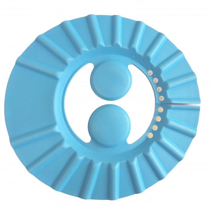 Защитный козырек Baby Swimmer для душа BS-SH02-Dдля душа BS-SH02-DЗащитный козырек Baby Swimmer для душа BS-SH02-D предназначен в качестве козырька для душа (Защита глаз от шампуня), так же может быть использован в качестве защиты глаз от солнца и от попадания волос в глаза во время стрижки.   Козырек имеет застежки для регулирования.<br>