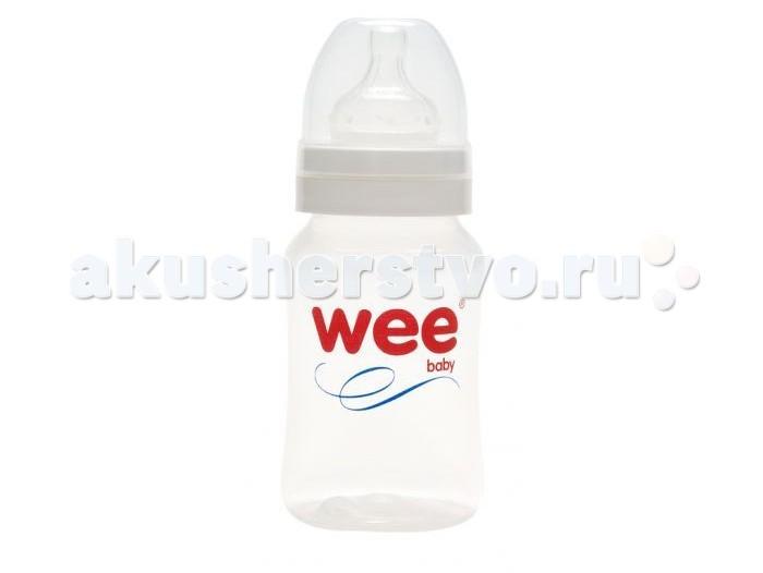 Бутылочка Baby Wee с широким горлышком 150 мл
