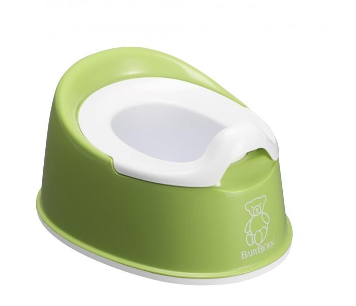 Горшок BabyBjorn SmartSmartГоршок Smart это идеальное сочетание функций и удобства. Он небольшой, но стабильный и простой в опустошении.   Является идеальным для небольшой ванной комнаты. Он занимает минимум места и его всегда можно взять с собой. Благодаря эргономичному дизайну и мягким линиям, BABYBJ&#214;RN Smart очень приятный и удобный для вашего ребенка.<br>