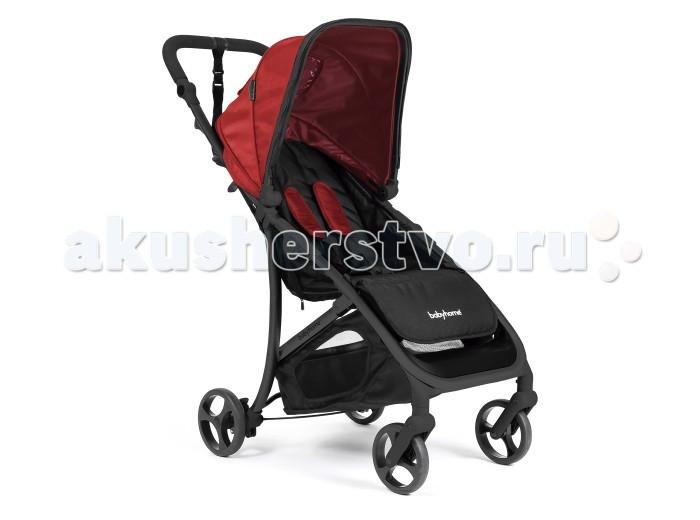 Прогулочная коляска Babyhome VidaVidaПрогулочная коляска Babyhome Vida является одной из самых востребованных колясок, так как сочетает в себе легкость, практичность и дизайн.   Сидение:  Для детей от 6 месяцев до 3-4 лет Максимальный вес ребенка: 25 кг Мультипозиционная спинка, регулируется системой ремешков Спинка максимально раскладывается до 160 градусов Подножка регулируется (2 положения) Пятиточечные ремни с мягкими накладками Защитный бампер в комплект не входит (приобретается отдельно) Капюшон регулируется, легко снимается Капюшон имеет смотровое окошко Текстиль прогулочного блока можно снять и постирать  Шасси:  Складывается книжкой за считанные секунды В сложенном виде компактна, стоит вертикально Фиксируется в сложенном виде Передние колеса поворотные с блокировкой Все колеса ненадувные, сделаны из прочной пенорезины, устойчивы к проколам Все колеса легко снимаются для чистки и хранения Задние колеса имеют пружинные амортизаторы Ножной тормоз Ручка с мягкой накладкой, регулируется под ваш рост Ремешок на руку на ручке Текстильная корзина для покупок (максимальная нагрузка 5 кг) На шасси коляски можно установить автокресла группы 0+ Maxi Cosi Cabriofix, Beb&#233; Confort Cabriofix, Cybex Aton, Cybex Cloud Q, Nuna Pipa, BeSafe IziG0  Размеры и вес:  Размеры коляски в разложенном виде (дхшхв): 92х50х108 см Размеры коляски в сложенном виде (дхшхв): 30х50х71 см Ширина рамы: 50 см Вес: 7 кг  В комплекте: Дождевик Москитная сетка Инструкция<br>