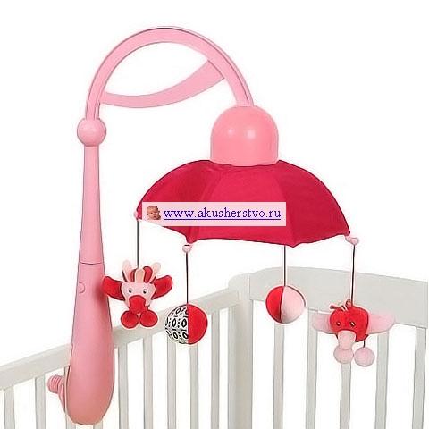 Мобиль Babymoov Радуга на кроватку
