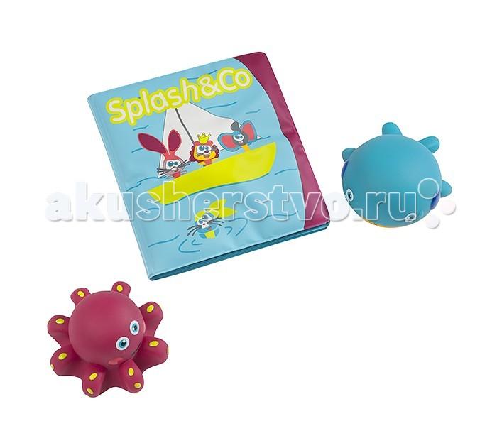 Babymoov Игрушка для купания Волшебная книжка