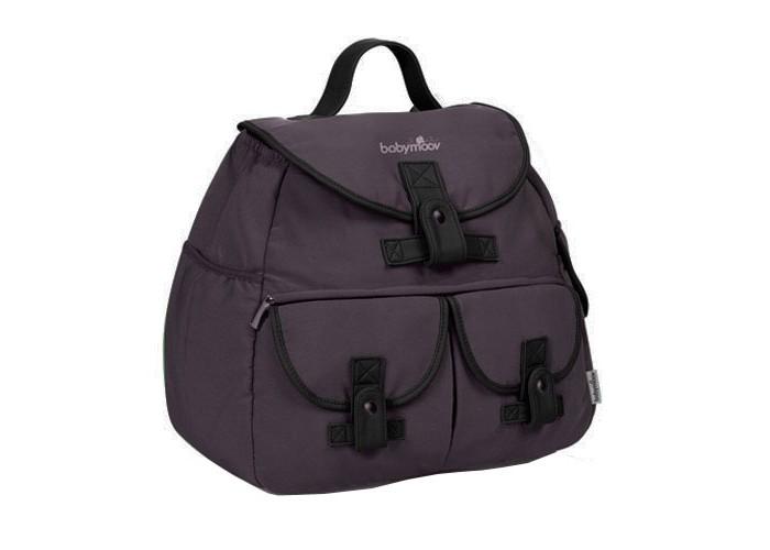 Babymoov Рюкзак-органайзерРюкзак-органайзерВместительный рюкзак для прогулок с малышом от фирмы Babymoov поможет сделать жизнь легче. Рюкзак можно использовать ежедневно, для любых вылазок с малышом. Удобный рюкзак со спортивным дизайном, сделает выход в город с ребенком комфортным. В нем все предусмотрено для легкого использования – набор маленьких сумочек (прозрачный конверт, мешочек, кошелек) делает рюкзак просто незаменимым, ведь так просто организовать многочисленную мелочевку. Классическая модель, сочетающая в себе стиль и комфорт, создает образ современной, успешной, активной мамы.  Характеристики:  Специальный ремень для крепления к коляске;  Можно носить как рюкзак, в руке и через плечо;  Несколько вместительных кармана;  Отдельный карман для соски;  Специальный термочехол для бутылочек;   Матрасик для пеленания.  Размеры: 35 х 30 х 20 см.<br>