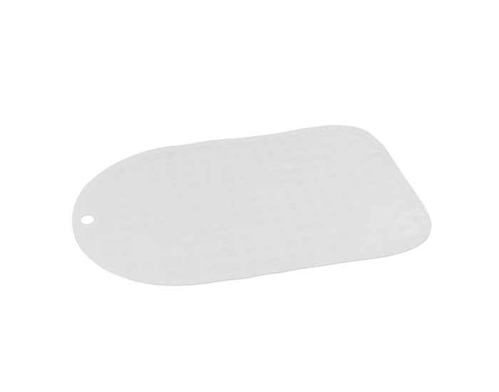 Коврик BabyOno противоскользящий для ванной 55х35 смпротивоскользящий для ванной 55х35 смПротивоскользящий коврик для ванной комнаты, разработан специально для защиты малыша во время купания. Имеет присоски, для того чтобы коврик не скользил по поверхности.  Особенности: прост в применении не содержит фталаты повышает безопасность  Перед применением и после, коврик необходимо промыть в теплой мыльной воде, и высушить.  В ванной комнате ребенок должен быть под присмотром взрослых.  Данный продукт не игрушка и должен хранится в недоступном от детей месте.<br>