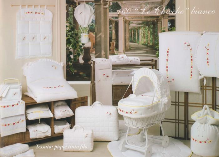 Накладка для пеленания BabyPiu Le Chicche - Сумка для пеленания