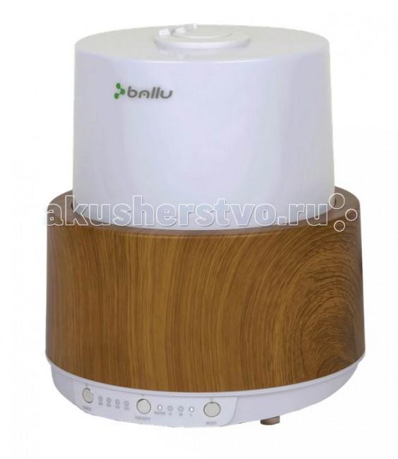 Ballu Ультразвуковой увлажнитель воздуха UHB-550EУльтразвуковой увлажнитель воздуха UHB-550EУльтразвуковой увлажнитель воздуха Ballu UHB-550E обеспечивает мягкое увлажнение в помещении и способствует созданию полезного микроклимата. У модели увлажнителя UHB-550E удобное и понятное электронное управление со световой и звуковой индикацией. Корпус увлажнителей выполнен в 2-х расцветках -под текстуру дерева- Венге и Дуб. Исполнение приборов в текстуре под дерево подчеркивает идею гармоничного сосуществования высоких технологий и природы, и сочетается с мебелью в Вашем доме.  Режимы работы Увлажнение 3 скорости увлажнения: LOW, MID, HIGH Таймер на отключение прибора 2-8 часов  Отличительные особенности Высокая производительность по увлажнению-до 380 г/час Подсветка бака-в ночное время выступает как ночной светильник Складная ручка для переноски бака Распылитель 360° Фильтр-картридж в комплекте Индикация низкого уровня воды Цветовая гамма: венге, дуб Оригинальный дизайн<br>