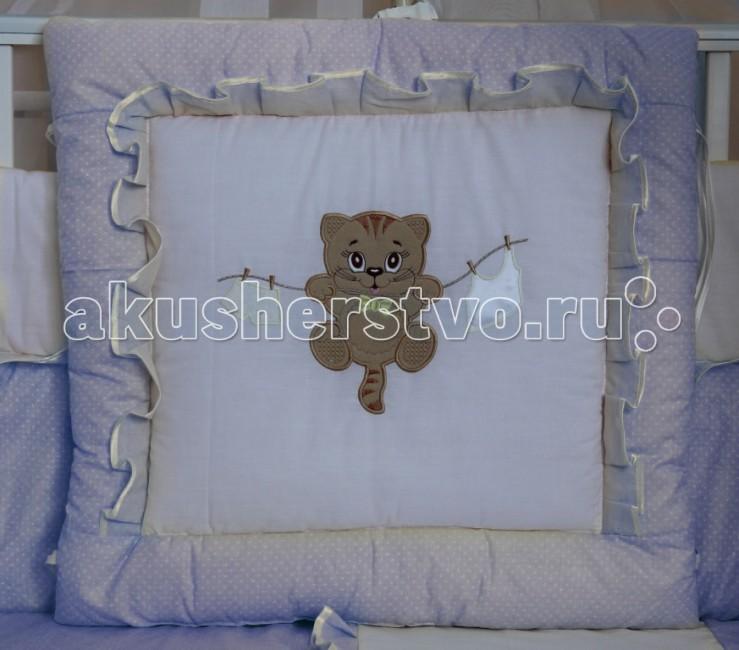 Комплект в кроватку Балу Мультяшки (8 предметов)