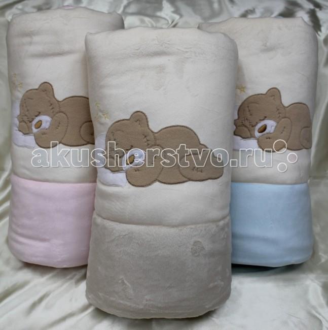 Одеяло Балу Сны 100х100 смСны 100х100 смПри производстве используются исключительно натуральные красители, поэтому детское постельное белье безопасно и гипоаллергенно.  Легкое, теплое и нежное одеяло согреет вашего малыша в прохладные ночи.   Под таким чудесным одеяльцем ему будут сниться только сладкие, прекрасные сны.  Ткань: вельбоа (иск. мех), бязь, вышивка  Наполнитель: 400 гр. синтепона<br>