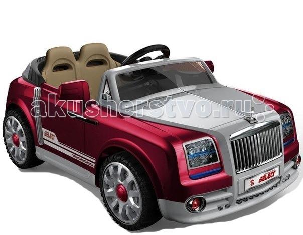 Электромобиль Bambini Elite Car