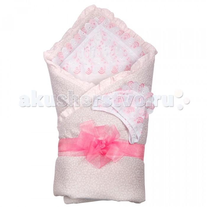 BamBola Одеяло 4 предметаОдеяло 4 предметаBamBola Одеяло 4 предмета  В комплект входит: одеяло 110 x 110 см уголок 80 x 80 см чепчик нарядный (размер 56-62) капроновая лента 5 м  Состав: Одеяло: верх - бязь, хлопок 100%, наполнитель - шерстипон, Уголок и чепчик - хлопок 100%, Лента - ПЭ 100%<br>