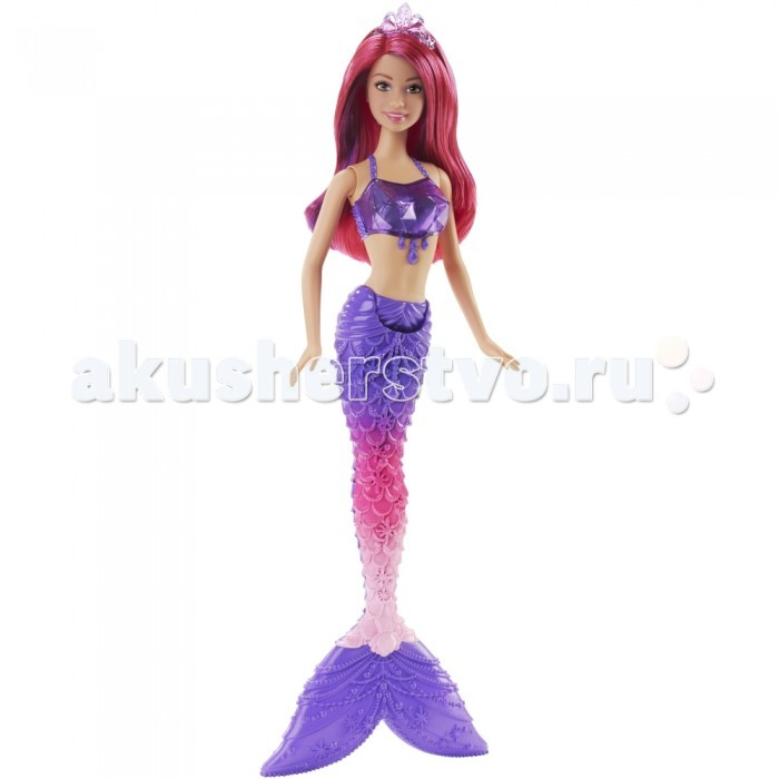 Barbie Кукла Барби Радужная русалочка