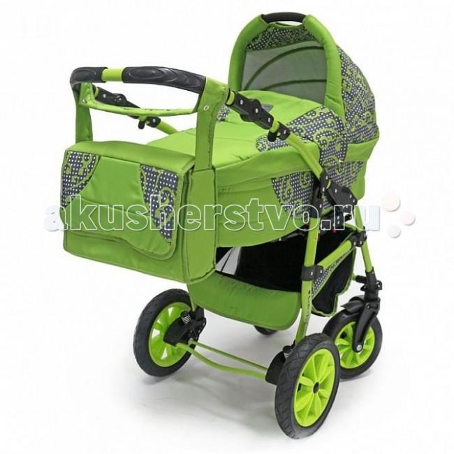Коляска Bart-Plast Platinum PKLO-F 3 в 1Platinum PKLO-F 3 в 1Универсальная детская коляска Platinum 3в1 от Польского производителя BartPlast предназначена для детей с рождения и до 3-х лет. В комплект коляски входит автокресло-переноска, спальная люлька для новорожденного и прогулочный блок для подросшего малыша, которые можно устанавливать по ходу движения или против хода движения. Люлька коляски комфортная и удобная, сделана внутри из 100 % хлопка. Дно люльки – жесткое, это очень важно для правильного формирования позвоночника новорожденного малыша. Прогулочное сидение легко устанавливается на раму, имеет пятиточечные ремни безопасности, съемный бампер, регулируемое положение спинки. Для удобства родителей предусмотрены регулировка высоты ручки, корзина для покупок и сумка для мамы.   Колеса надувные, камерные, с современной системой амортизации. Передние поворотные колеса с фиксатором делают эту модель коляски маневренной и легкоуправляемой. Задние колеса, обеспечивают хорошую проходимость и позволяют преодолевать любые препятствия по бездорожью на прогуле. Ширина колесной базы позволяет с легкостью входить в стандартные лифты и двери, что не вызовет трудностей с транспортировкой коляски.  Коляска Platinum PKLO-F BartPlast 3 в 1 оснащена всем необходимым для прогулок с ребенком, поездок и путешествий на автомобиле!  Яркая расцветка коляски – порадует родителей и малыша. Рама коляски цветная – это выглядит эффектно!  Автокресло: • Автокресло для детей (группа + 0 до 13 кг.) • Анатомическая форма сиденья • Имеется адаптер, который позволяет закрепить автокресло на раму коляски • Трехточечные ремни безопасности с центральным замком • Удобная ручка для переноски • Регулируемый капюшон • Противосолнечный козырек • Мягкий вкладыш • Накидка на ножки • Съемный чехол  Вес автокресло-переноски: 3.38 кг.   Люлька: • Тканевая люлька с жестким дном • Регулируемый по высоте подголовник • Удобная ручка для переноски, расположенная на капюшоне • Бесшумный механизм регулировки ка