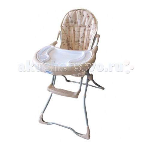 Стульчик для кормления Barty BrigBrigЕсли Ваш малыш уже подрос и научился сидеть, самое время приобрести для него стульчик для кормления Barty Brig.  Эта модель — прекрасный выбор для всех родителей, которые ищут практичный, удобный и компактный стул для своего ребенка.   Основные особенности: пятиточечные ремни устойчивое основание и эргономичная форма кресла обеспечат комфорт и безопасность Вашего малыша во время кормления съемный моющейся чехол сидения наличие отделения для бутылочки съемный второй поднос<br>