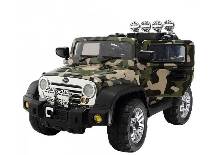 ������������� Barty Jeep Wrangler