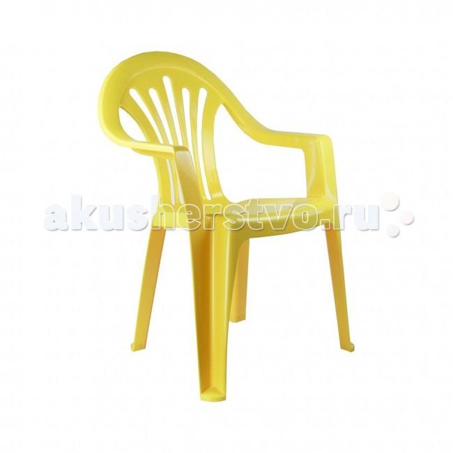 Альтернатива (Башпласт) Кресло детскоеКресло детскоеКрасивое детское кресло. Кресло выполнено из безопасных материалов, допустимых в изготовлении товаров для детей.   Детские кресла должны быть устойчивыми, прочными, не слишком тяжёлыми и соответствовать возрасту и росту ребёнку.   Вес у Кресла не большой, поэтому, перенести его с места на место сможет даже малыш 2-х лет.   Благодаря тому, что детское Кресло сделано из прочного пластика, использовать его можно и в доме, и на даче, и в детском саду.   Размеры : 57х37х35 см.<br>