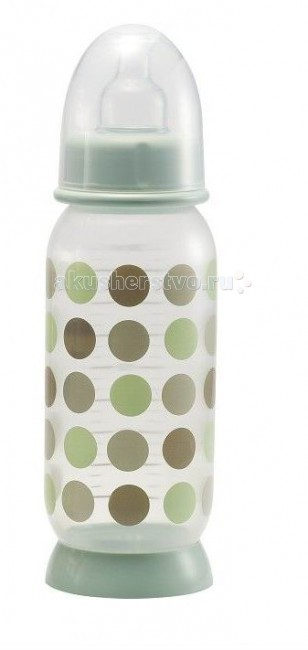 Бутылочка Beaba Baby Bottle 240 млBaby Bottle 240 млПластиковая бутылочка Beaba объёмом 240 мл предназначена для кормления детей с рождения.   Изготовленная из прочного, экологически чистого пластика (не содержит Бисфенол А), она абсолютно безопасна для малыша. Бутылочка совместима с любыми моделями подогревателей, а также с большинством стерилизаторов.   Снизу имеет удобную подставку. Благодаря отсутствию мелких деталей бутылочка гигиенична и проста в уходе.<br>