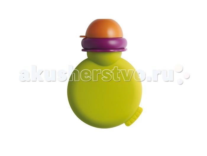 Поильник Beaba контейнер для пюре Babypote 150 млконтейнер для пюре Babypote 150 млКонтейнер для пюре из силикона не имеет аналогов на российском рынке. Этот чудо-поильник позволит вашему малышу попробовать на вкус домашние ягодные компоты (из пюреобразных ягод и фруктов), любой мясной или овощной густой бульончик, домашнее пюре, приготовленное в пароварке Babycook, или обычное баночное пюре из детского магазина.   Малыш может самостоятельно перекусить в поездке, сидя в коляске или детском автокресле. Легкое нажатие на поильник и еда поступает в рот. Малютку также могут покормить мама или папа удерживая поильник своими руками.  Забудьте про неудобные ложки и вилки в дороге. Силиконовый порционный поильник от Beaba - вот, что действительно удобно! Широкое горлышко поильника позволяет легко ухаживать за ним, мыть изнутри. Колпачок позволит прикрыть поильник и сохранить его носик в чистоте.  Емкость: 150 мл<br>