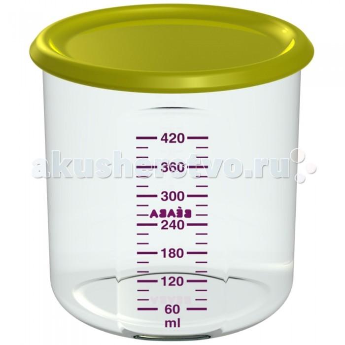 Beaba Контейнер для хранения Maxi+ Portion 500 млКонтейнер для хранения Maxi+ Portion 500 млКонтейнер с плотно прилегающей крышкой предназначен для хранения пищевых продуктов. Может использоваться в качестве посуды для хранения в морозильной камере или микроволновой печи, удобен для хранение продуктов в длительных поездках. Объем: 500 мл<br>
