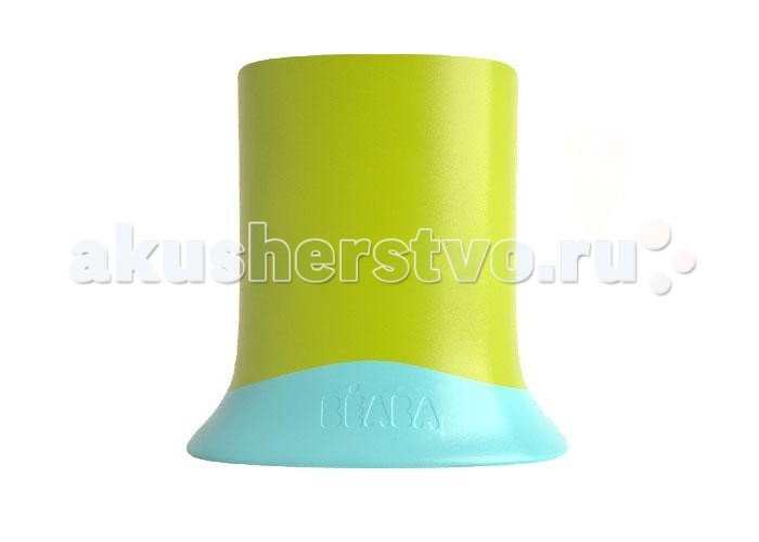 Beaba Пластиковый стакан Verre Soft Col Sorbet