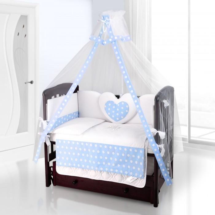 Балдахин для кроватки Beatrice Bambini Bianco NeveBianco NeveBeatrice Bambini Bianco Neve - это очень стильный и грациозный балдахин на детскую кроватку от итальянского производителя. Высокое качество товара не вызывает сомнений, а его нежный дизайн не оставит равнодушным даже самого изысканного клиента. Он прекрасно сочетается с комплектами постельного белья одноименно бренда.   Балдахин выполняется из тончайшего сетчатого материала, который будет невесомо прикрывать ребенка и обеспечивать ему защиту от назойливых насекомых, пыли, а также такого серьезного аллергена как пуха из тополей.  Особенности модели  невесомый, но прочный материал  нежное дизайнерское оформление  безопасные ткани и материалы  хорошая степень защиты для малыша<br>