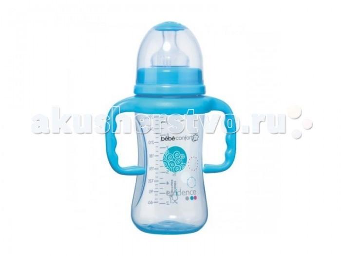 Бутылочка Bebe Confort Maternity с ручками 270 мл