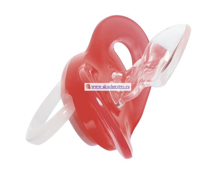 Пустышка Bebe Confort силиконовая Safe Dummiies с кольцом 3-12 мес 2 шт.