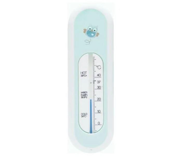 Термометр для воды Bebe Jou 62216221Термометр Bebe Jou для измерения температуры воды имеет отметку об оптимальной температуре для купания. Наполнитель термометра - натуральное растительное масло. Абсолютно безопасное изделие для детей. Широкий выбор цветов.  Размер: 19.5 х 4 х1.5 см<br>