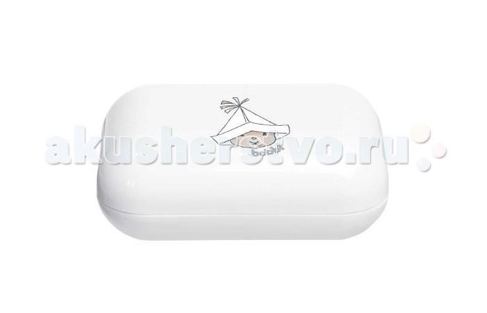 Bebe Jou МыльницаМыльницаМалышу рекомендованно иметь индивидуальное мыло, которое удобно хранить в мыльнице Bebe Jou. Мыльница Bebe Jou изготовлена из высококачественного экологически чистого пластика.<br>