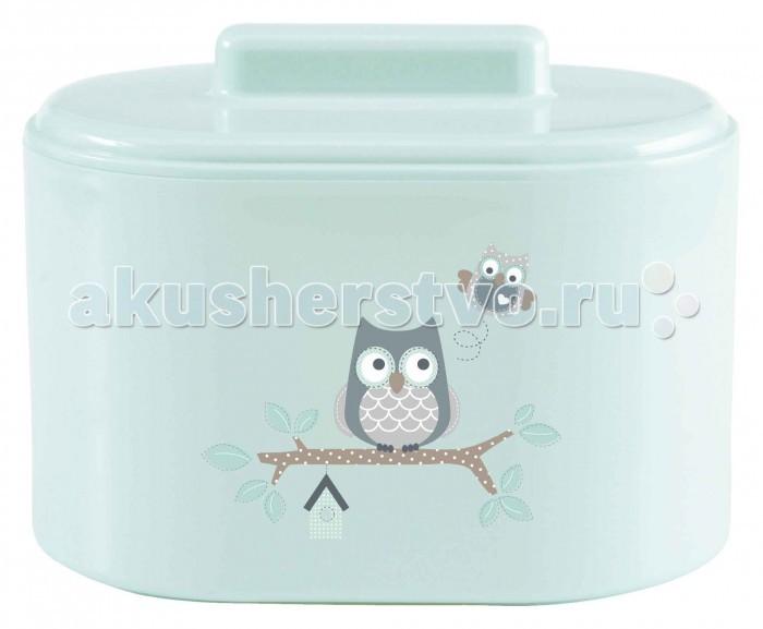 Bebe Jou Пластиковая коробочка для гигиенических принадлежностей от Акушерство