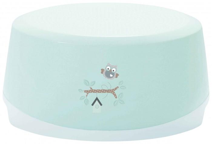 Bebe Jou Подставка для умывания 6026Подставка для умывания 6026Подставка необходима вашему малышу, чтобы пользоваться туалетом и раковиной. Дно и верхняя поверхность покрыты нескользящим слоем. Выдерживает вес до 60 кг.  высота подставки - 14 см,  длина основания - 29 см,  ширина основания- 25 см.<br>