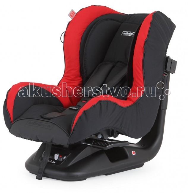 Автокресло Bebecar Bobob PlusBobob PlusАвтомобильное кресло Bebecar Bobob Plus обеспечивает максимальную безопасность для Вашего ребенка. Предназначено для детей от 9 месяцев и приблизительно до 4-х лет (9-18 кг).   Уникальная система регулировки в автокресле Bebecar Bobob Plus позволяет увеличивать угол нижней части кресла и спинки. Угол фиксации спинки относительно подушки можно изменять в пределах от 90° до 110°, при этом спинка и подушка одновременно меняют свое положение. За счет этой системы малыша можно разместить в удобной позе, что позволит снять лишние напряжение с позвоночника. Мягкое эргономичное сиденье обеспечивает комфортное расположение малыша и анатомически правильное развитие неокрепшего позвоночника ребенка. Удобный подголовник создает дополнительный комфорт. Даже в длительных поездках малышу будет спокойно и комфортно.  Глубокие борта и подлокотники обеспечивают надежную защиту при боковых ударах. Боковые стенки автокресла Bebecar Bobob Plus обеспечивают малышу хорошую защиту. Надежный каркас выполнен из ударопрочного пластика. Надежные регулируемые пятиточечные ремни безопасности со специальными плечевыми вставками и мягкой вставкой под пряжку обеспечивают равномерное давление на тело ребенка. Плотные прилегающие ремни не дадут ребенку вылететь из кресла при возможных резких торможения или ударах.  Особенности:   стильный практичный дизайн; простая откидная система; пятиточечные регулируемые ремни безопасности; мягкие накладки на ремнях безопасности; чехол съемный; мягкая обивка легко снимается, ее можно стирать; есть анатомическая подушка; вес 7,2 кг размеры упаковки (дxшxв) 46,5x63x60,5 см вес упаковки 8 кг   Автомобильное кресло устанавливается по ходу движения. Детское автокресло Bebecar Bobob Plus соответствует европейскому стандарту ECE R44\03.<br>