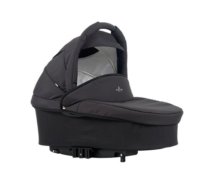 Люлька Bebetto для коляски 42 Sportдля коляски 42 SportЛюлька для малышей до 9 месяцев устанавливается на шасси коляски Bebetto 42 Sport.  Особенности: Большой размер спального места (72х34х20 см) Внутренняя обивка из натурального хлопка Регулировка подголовника от абсолютно горизонтального положения и почти до положения сидя Бесшумный механизм опускания капюшона В задней части капюшон снабжён сектором со вшитой противомоскитной сеткой, открывающейся и закрывающейся на двух молниях Удобная ручка для переноски Чехол на ножки оснащен защитным экраном, прикрывающим люльку от ветра Чехол крепится к люльке с помощью металлических кнопок В капюшоне люльки находится дополнительный выдвижной козырек от солнца В основании люльки полозья, что дает возможность использовать ее как качалку  Вес люльки: 4 кг.<br>