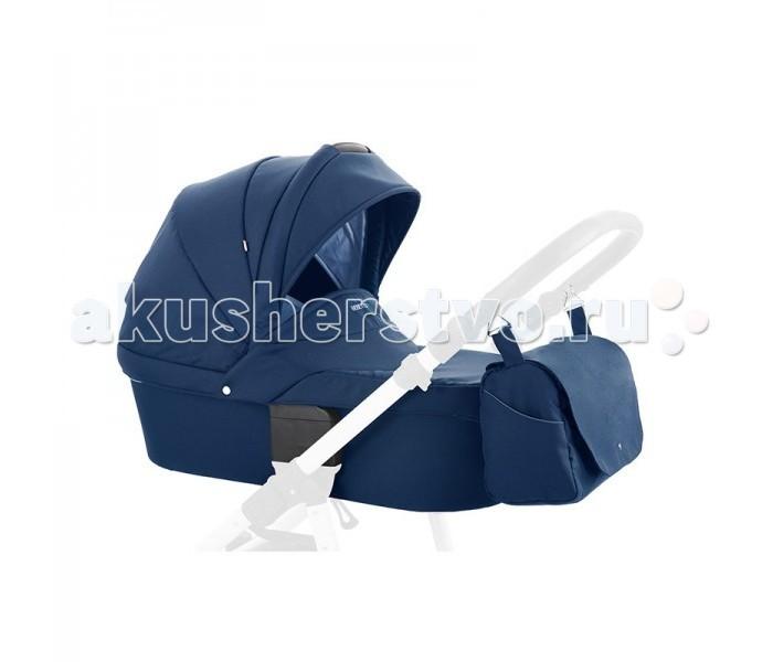 Люлька Bebetto для коляски Nico + сумкадля коляски Nico + сумкаЛюлька для малышей до 9 месяцев устанавливается на шасси коляски Nico.  Особенности: Большой размер спального места (79х34х19 см) Внутренняя обивка из натурального хлопка В комплекте удобный матрасик Регулировка подголовника  Бесшумный механизм опускания капюшона В задней части капюшон снабжён сектором со вшитой противомоскитной сеткой Удобная ручка для переноски Чехол на ножки оснащен защитным экраном, прикрывающим люльку от ветра Чехол крепится к люльке с помощью металлических кнопок  Вес люльки: 4.3 кг.<br>