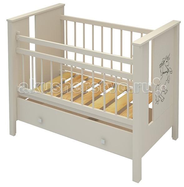 Детская кроватка Бэби Бум Клео