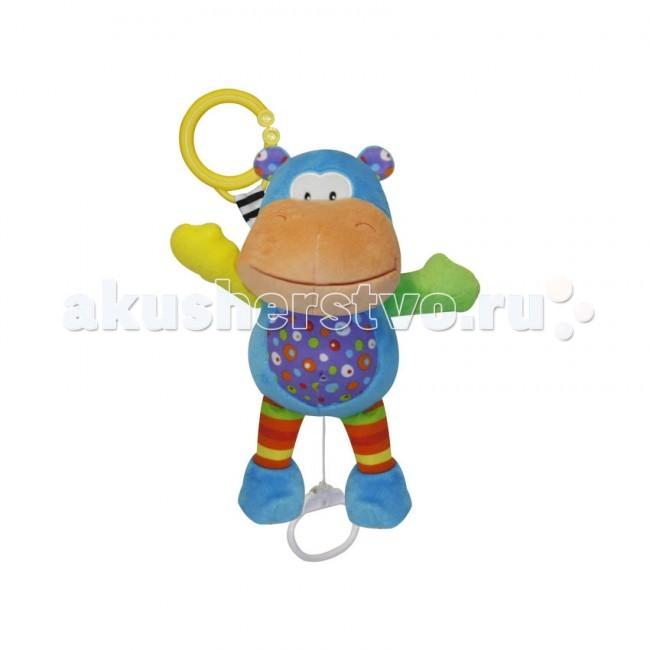 Подвесная игрушка Bertoni (Lorelli) мягкая музыкальная
