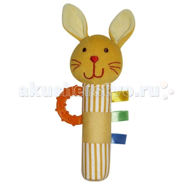Погремушка Bertoni (Lorelli) мягкаямягкаяПриятная на ощупь плюшевая игрушка изготовлена из высококачественных материалов.  Яркий цвет и встроенная погремушка стимулирует развитие органов зрения и слуха. При движении вверх-вниз издаёт мелодичный звон, как ветряные колокольчики.  Кроме того, игрушка развивает воображение и успокаивает малыша, даря ему чувство безопасности.<br>