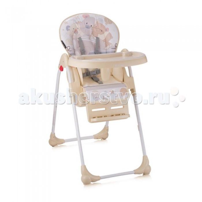 Стульчик для кормления Bertoni (Lorelli) OliverOliverУдобный, мягкий и безопасный детский стульчик Oliver для кормления и игр.  Характеристики: Три положения наклона спинки: сидя, полусидя, полулежа Регулировка высоты сиденья - 5 положений Ремень безопасности для пояса и плеч Большой, практичный съемный столик со съемной подставкой для бутылочек Специальный паховый ограничитель, препятствующий соскальзыванию ребенка со стула Укомплектован дополнительным съемным столиком Колеса для удобного перемещения стула Хорошо моющаяся съемная тканевая часть Легко складывается путем одновременного нажатия на 2 кнопки Яркая расцветка ткани, благотворно влияющая на психоэмоциональное состояние ребенка Размеры в разложенном состоянии 101 х 65 х 50 см  Стульчик для кормления Bertoni Oliver изготовлен в соответствии с Европейским стандартом безопасности BS EN 14988 (высокие детские стулья), обеспечивая максимальную безопасность и комфорт для вашего ребенка.<br>
