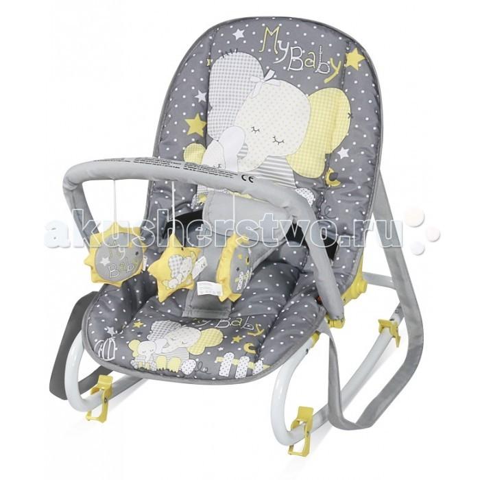 Bertoni (Lorelli) Шезлонг-качалка Top RelaxШезлонг-качалка Top RelaxШезлонг Bertoni Top Relax позволяет развивать у ребенка зрительную и двигательную координацию. Аксессуары можно использовать и отдельно, как обычные игрушки или погремушки. Кроме того очень удобен, можно использовать как переноску по квартире.  Особенности: кресло-качалка для сна и игры мультипозиционная спинка легкий и компактный съемная тканевая часть функция покачивания стопоры для жесткой фиксации благодаря функции качения обладает релаксирующим эффектом яркая расцветка ткани, благотворно влияющая на психоэмоциональное состояние ребенка<br>