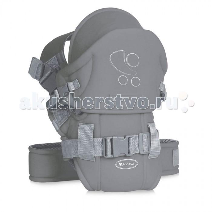 Рюкзак-кенгуру Bertoni (Lorelli) Traveller ComfortTraveller ComfortРюкзак - кенгуру Traveller Comfort - 3х позиционное кенгуру, разработанное специально для переноски крупных деток.  Характеристика: уникальная система поддержки поясницы и амортизирующая подкладка под ремни для большего комфорта родителей эргономичная чаша сиденья малыша для наибольшего комфорта ребенка простые в использовании замки для быстрой и надежной фиксации рюкзака отлично подходит для зимнего периода отлично поддерживает спину и головку малыша позволяет переносить малыша в 3-ох положениях: лежа, лицом к маме, лицом от мамы удобная и быстрая регулировка ремней модель снабжена боковыми фиксаторами специальная ортопедическая основа правильно формирует позвоночник малыша спинка твердая Двойная фиксация ремней на спине и на поясе добавляет уверенности, а также равномерно распределяют нагрузку на спину родителя  Надежные пластиковые замки отвечают за дополнительную поддержку в области пояса и под мышками ребенка. Присутствуют все необходимые регулировки согласно роста и габаритов маленького пассажира.  Высокая спинка укреплена еще и жесткой поддерживающей основой, которая снимается во время стирки (стирать при 30 градусах). Рюкзак-кенгуру также снабжен специальным отстегивающимся козырьком для защиты головы младенца от ветра и солнца, а также слюнявчиком.  Для деток от 3.5 до 9 кг! Отвечает требованиям международного стандарта ISO 9001.<br>